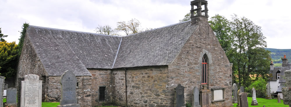 The Old Kirk of Weem