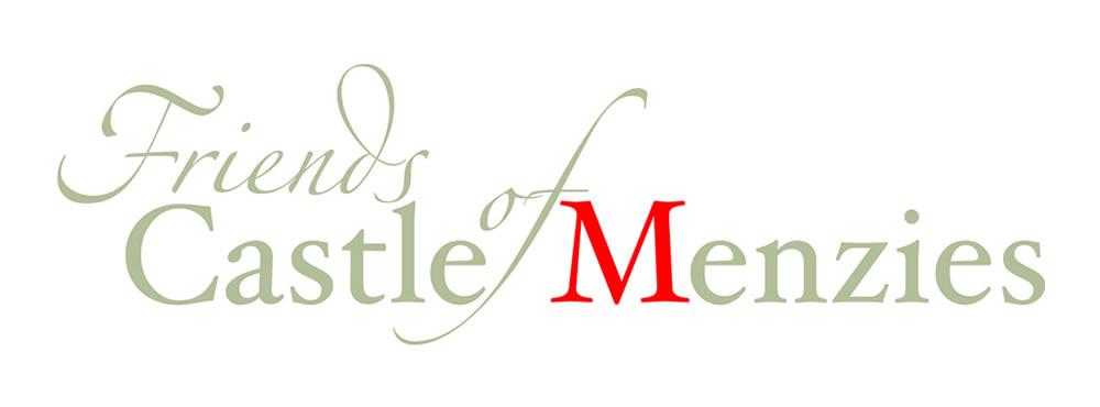 'Friends of Castle Menzies' logo