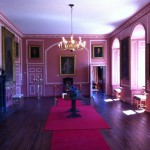 Main Hall at Castle Menzies, spectacular Scottish castle wedding venue