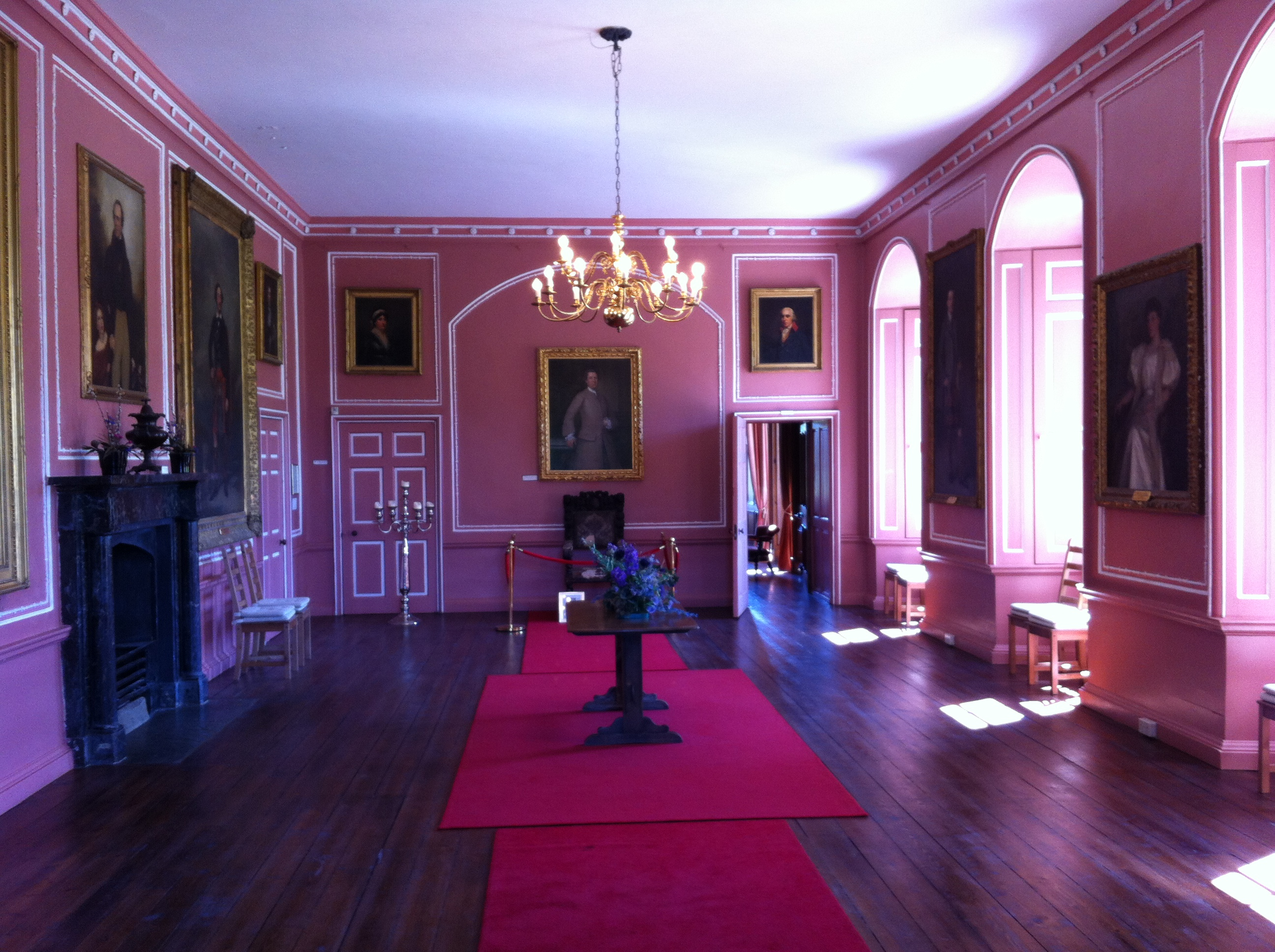 Rooms: Scottish Castle Wedding Venue.Castle Menzies 4 Weddings