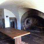 Old Kitchen at Castle Menzies, spectacular wedding venue